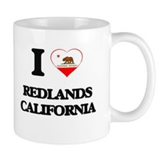 I love Redlands California Mugs