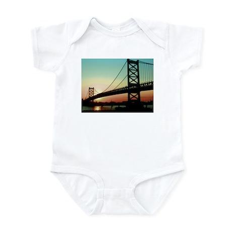 I Love Philly Infant Bodysuit