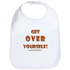 Get Over Yourself! Bib