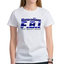 FBI Hawaiian Tee