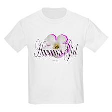 Hawaiian Girl T-Shirt