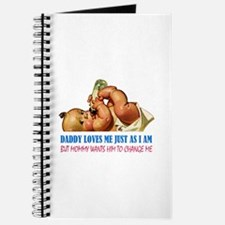 DADDY LOVES ME Journal
