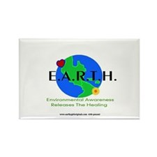 Eco Friendly Messages(magnets Rectangle Magnet