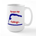 Gymnastics Mug - Challenge