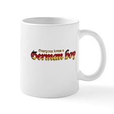 Everyone Loves a German Boy Mug