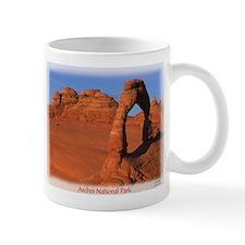 Delicate Arch Small Mug
