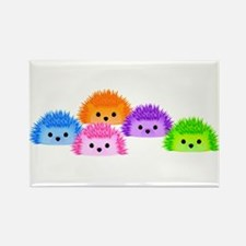 The Whole Prickle Rectangle Magnet