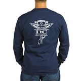 Chiropractic Long Sleeve Dark T-Shirts