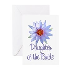 Lotus Bride's Daughter Greeting Cards (Pk of 10)