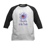 Lotus Bride's Daughter Kids Baseball Jersey