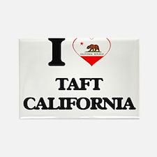 I love Taft California Magnets