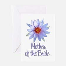 Lotus Bride's Grandma Greeting Cards (Pk of 10)