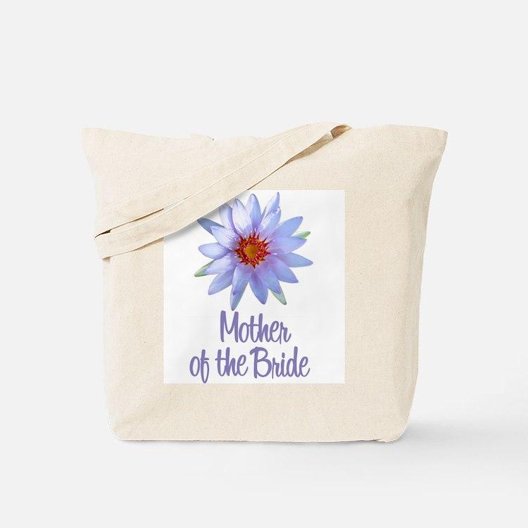 Lotus Bride's Grandma Tote Bag