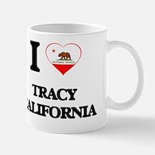 I love Tracy California Mug