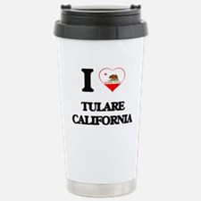 I love Tulare Californi Travel Mug