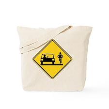Road Rage Tote Bag