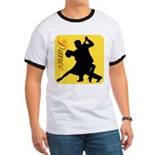 Dance Couple Silhouette T-Shirt
