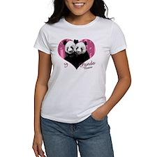 I Love Panda Bears Tee