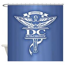 Chiropractic Shower Curtain