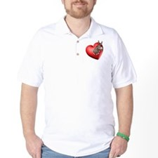 Donkey Heart T-Shirt
