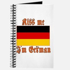 Kiss Me I'm German Journal