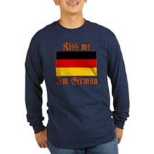 Kiss Me I'm German T