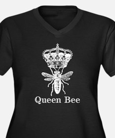 Queen Bee Plus Size T-Shirt
