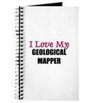 I Love My GEOLOGICAL MAPPER Journal