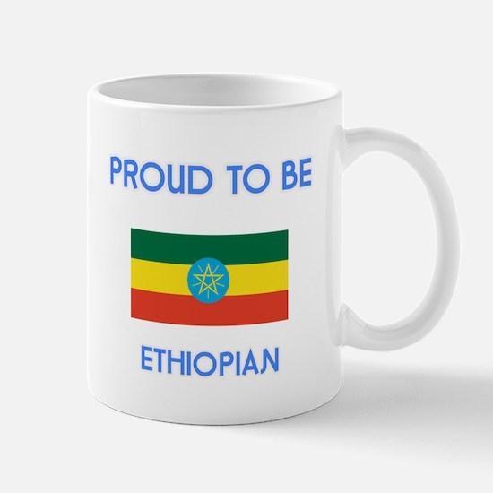Proud to be Ethiopian Mugs