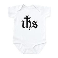 IHS Jesus Monogram Infant Bodysuit