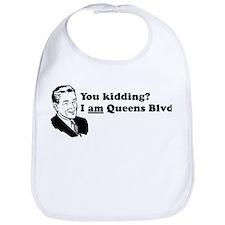 I Am Queens Blvd - Retro Bib