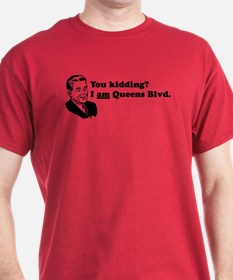 I Am Queens Blvd - Retro T-Shirt