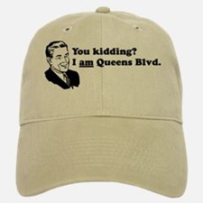 I Am Queens Blvd - Retro Baseball Baseball Cap