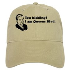 I Am Queens Blvd - Retro Baseball Cap