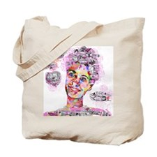 My crazy heart Tote Bag