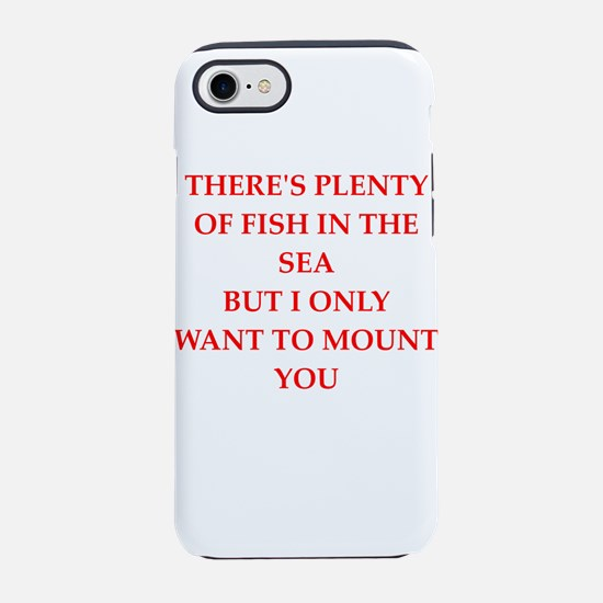 fish iPhone 7 Tough Case