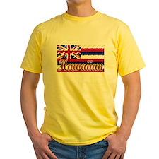 Hawaiian Styling Flag T