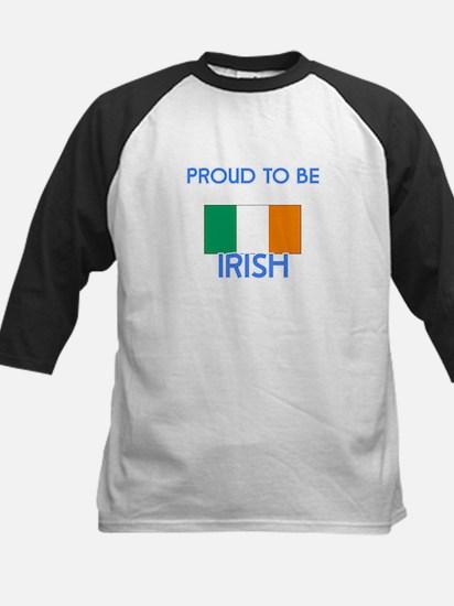 Proud to be Irish Baseball Jersey