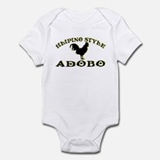 Filipino Style Adobo Infant Bodysuit