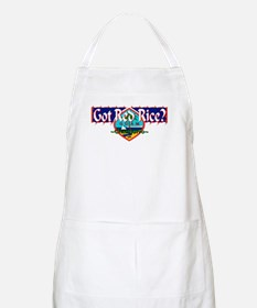 Got Red Rice? BBQ Apron