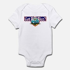Got Red Rice? Infant Bodysuit