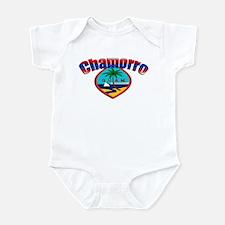 Chamorro Infant Bodysuit