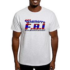 FBI Chamorro T-Shirt