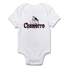 Chamorro Warrior Infant Bodysuit