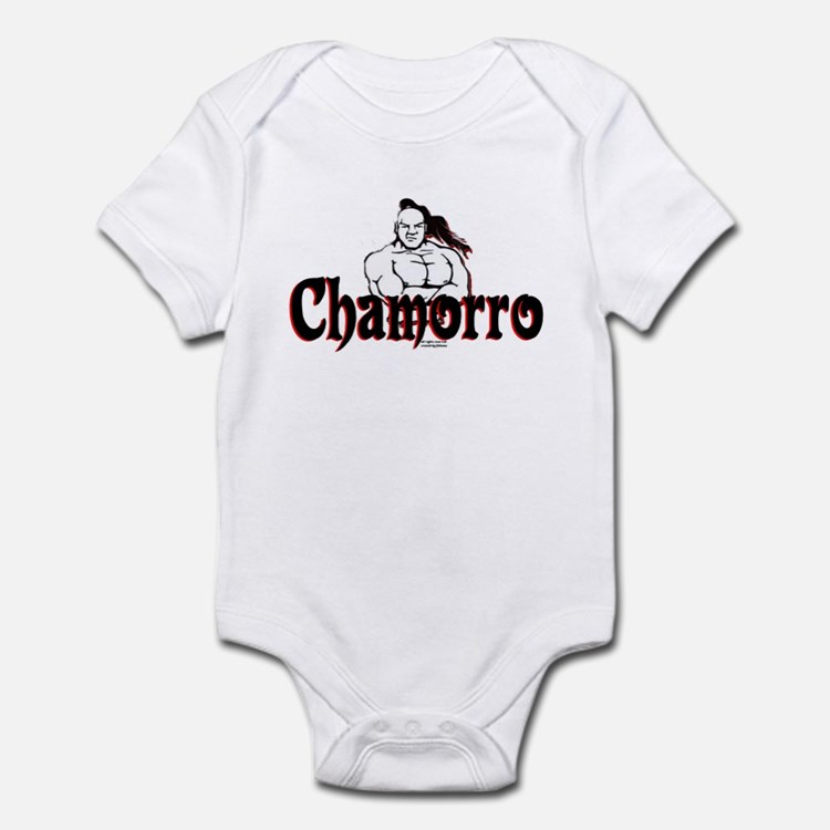 Chamorro Pride Baby Clothes & Gifts