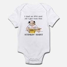 My IPO Results Infant Bodysuit