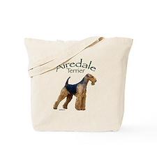 Airfedale Terrier-2 Tote Bag
