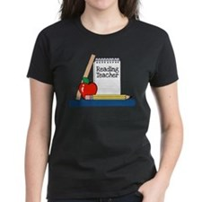Reading Teacher (Notebook) Tee