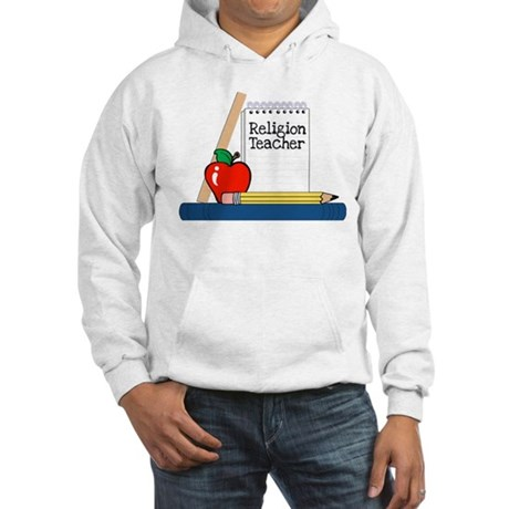 Religion Teacher (Notebook) Hooded Sweatshirt