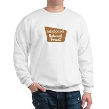 Mendocino National Forest (Sign) Sweater